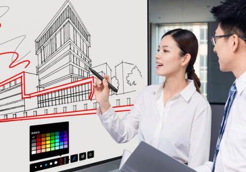 智慧会议解决方案 TCL智显V30智慧会议平板深度体验