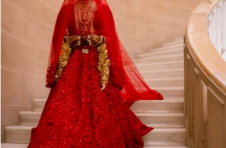 Priyanka Chopra的婚纱设计师并不为印度新娘时装的未来而担心